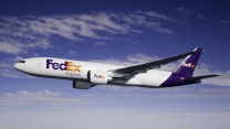 fedex unternehmen transport logistik post