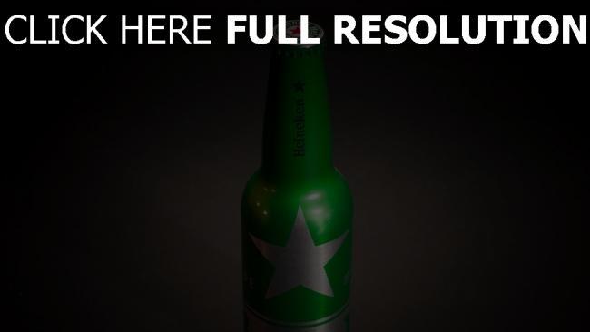 hd hintergrundbilder heineken bier alkohol flasche grün