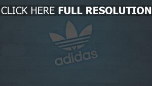adidas logo sport hintergrund blau