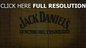 jack daniels logo zeichen baum