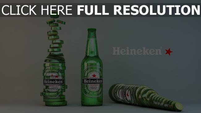 hd hintergrundbilder heineken bier logo lime