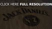 jack daniels logo schriftzug buchstaben