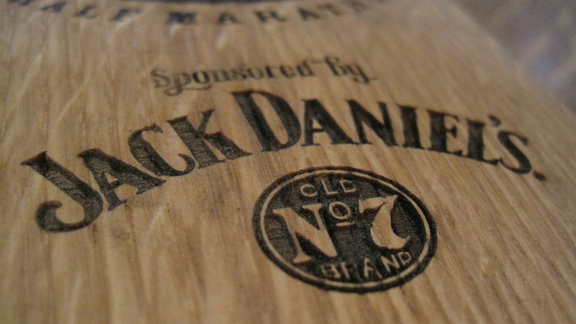 hd hintergrundbilder jack daniels logo schriftzug buchstaben 1920x1080