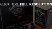 jack daniels alkohol whisky flasche süßigkeiten