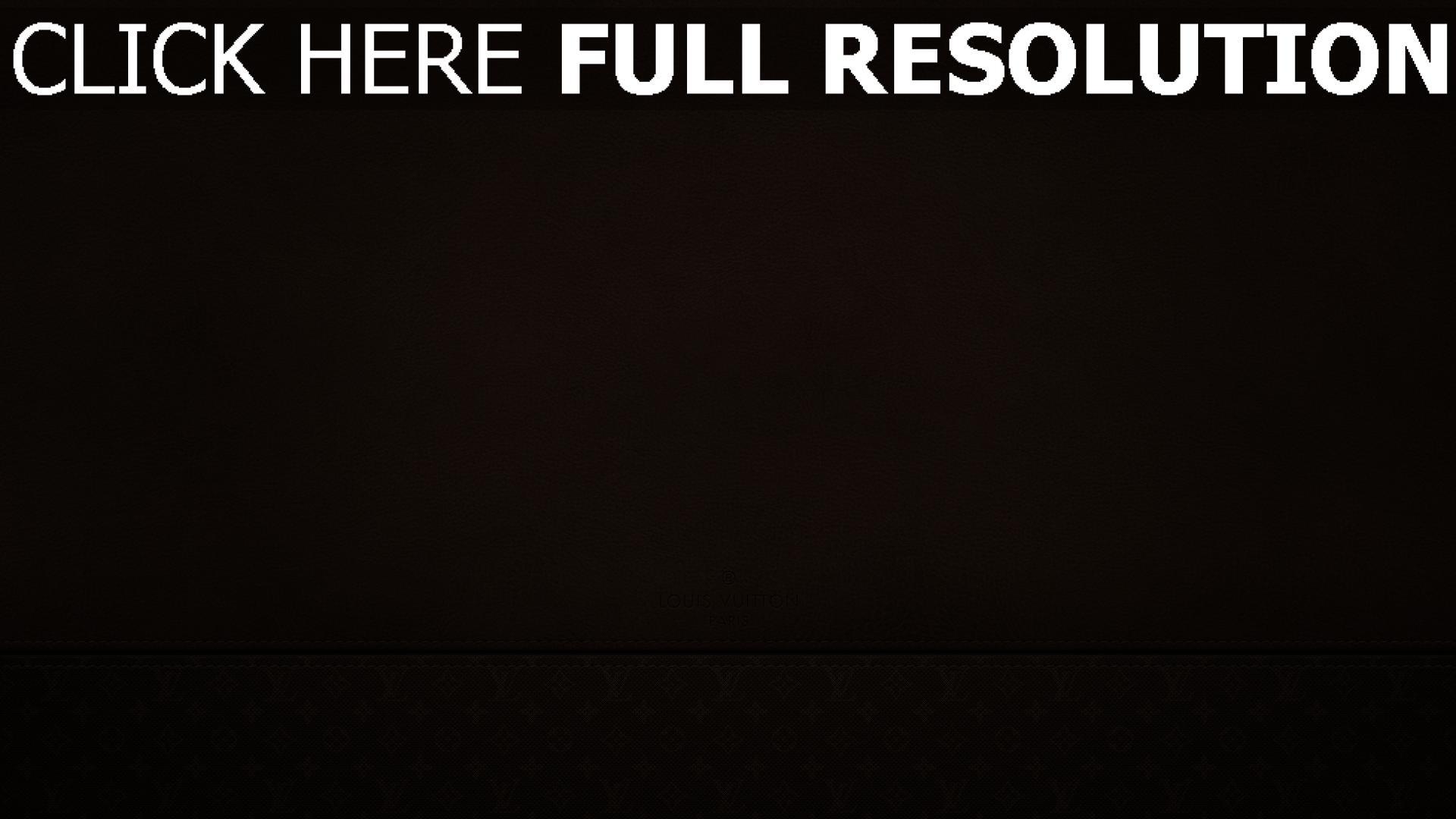 hd hintergrundbilder louis vuitton embleme anhänger leder 1920x1080