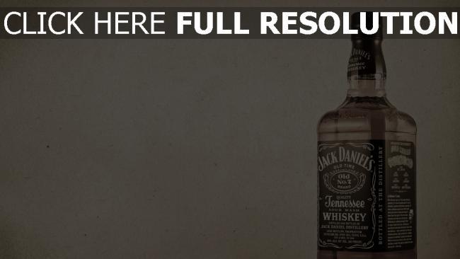 hd hintergrundbilder jack daniels flasche alkohol whisky