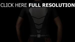 nike t-shirt shorts sport muster
