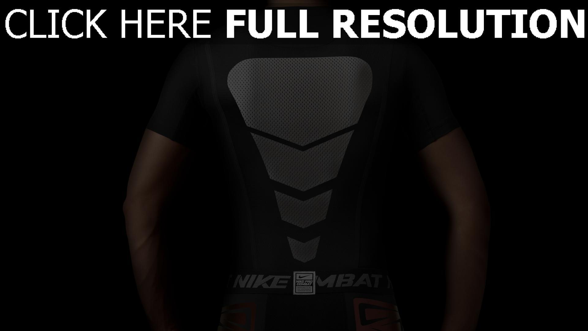 hd hintergrundbilder nike t-shirt shorts sport muster 1920x1080