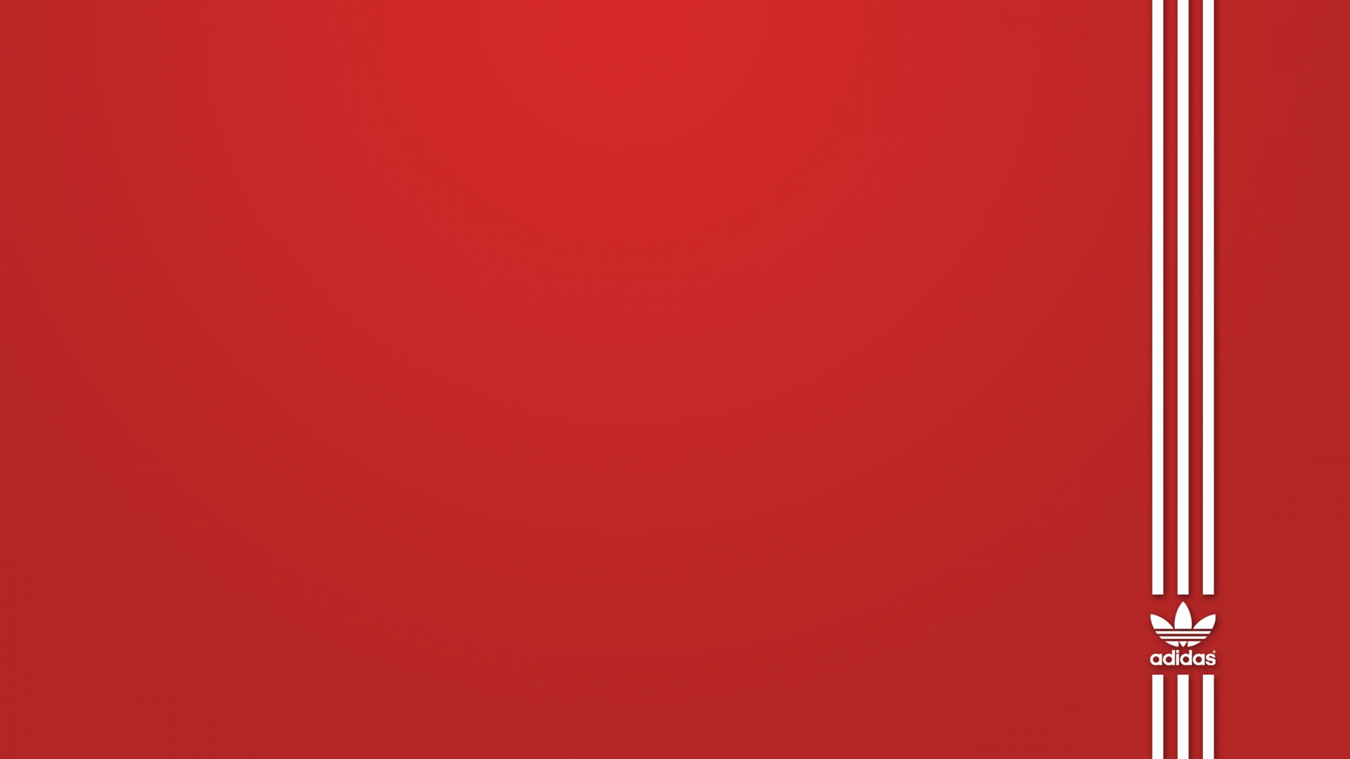 hd hintergrundbilder adidas logo streifen muster rot weiß 1920x1080