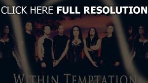 band within temptation den namen mitglieder schauen
