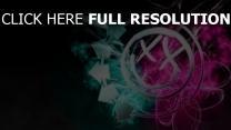 grafiken blink-182 symbol bild band