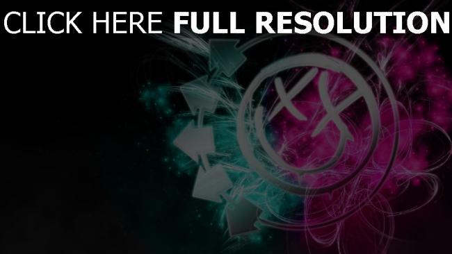 hd hintergrundbilder grafiken blink-182 symbol bild band