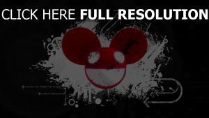 grafiken deadmau5 licht maus design