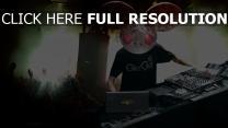 disco deadmaus dj augen club