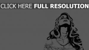 bild lana del rey grafiken mädchen kreuz