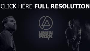 symbol linkin park name solisten schriftart