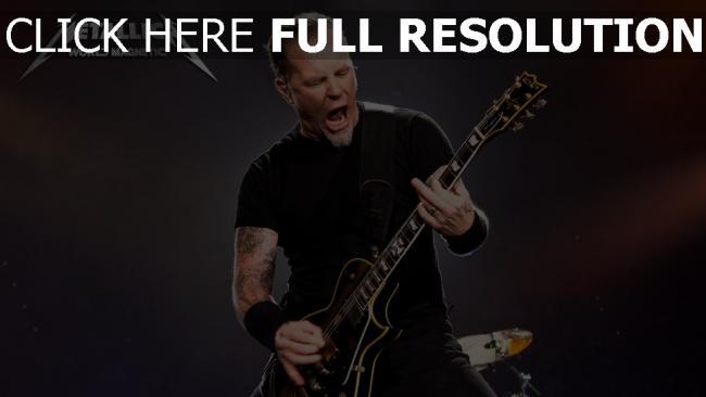 hd hintergrundbilder gitarrist metallica aktion emotion tätowierung