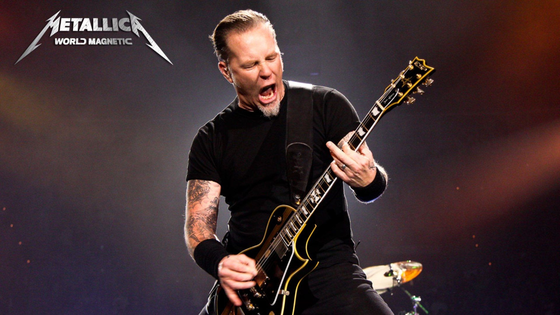 hd hintergrundbilder gitarrist metallica aktion emotion tätowierung 1920x1080