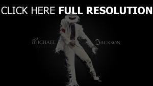 anzug michael jackson briefe tanz spray