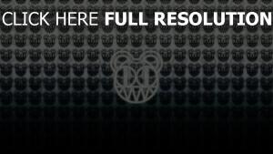 symbol radiohead licht hintergrund maus
