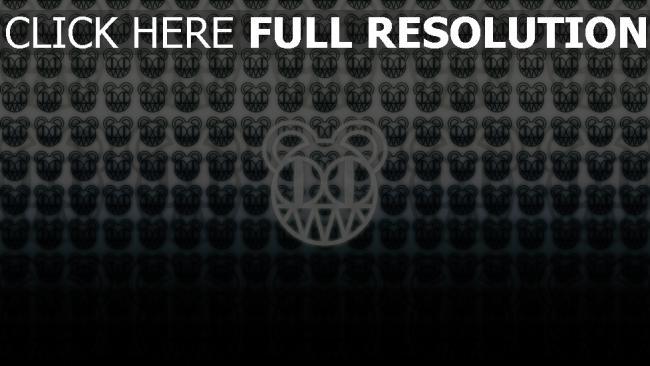 hd hintergrundbilder symbol radiohead licht hintergrund maus