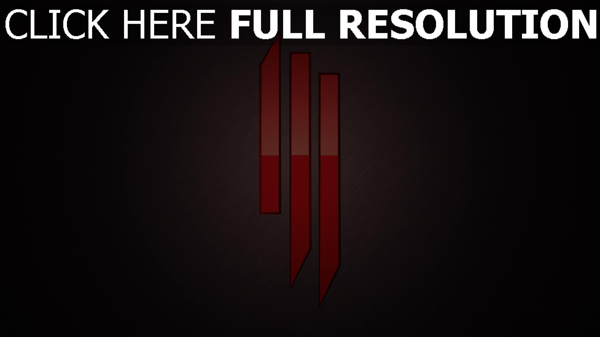 HD Hintergrundbilder symbol skrillex hintergrund rot licht, desktop ...