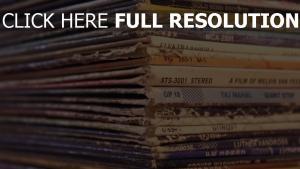 aufnahme zerschlagen vinyl