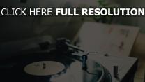 vinyl plattenspieler platten