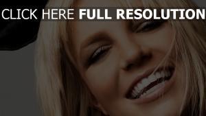 britney spears lächeln berühmtheit blond sänger