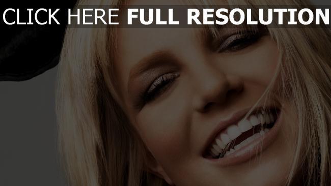 hd hintergrundbilder britney spears lächeln berühmtheit blond sänger