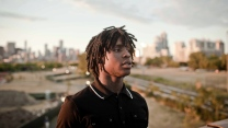 dreadlocks rapper chief keef gesicht