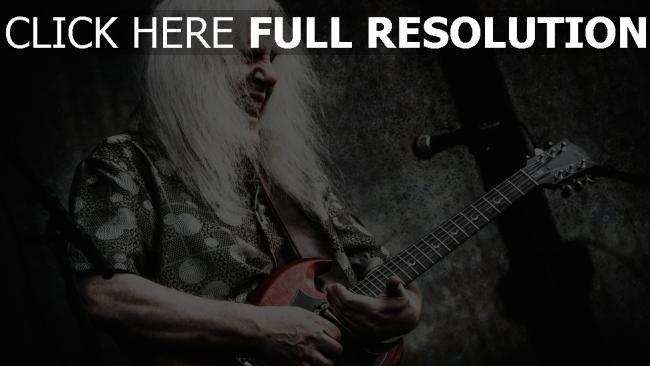 hd hintergrundbilder emotion gitarrist musiker howard glaser