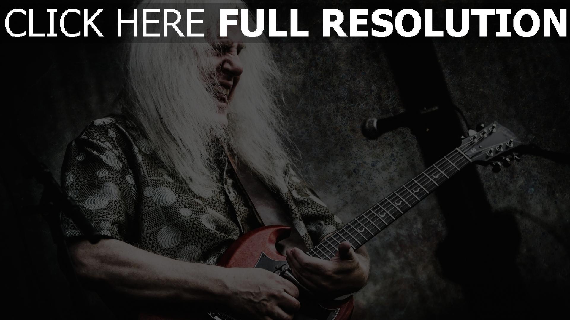 hd hintergrundbilder emotion gitarrist musiker howard glaser 1920x1080