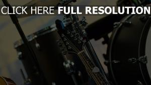 musik musikinstrument gitarre schlagzeug