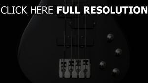 saiten bassgitarre gitarre