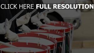 trommelstöcke schlagzeug musiker trommeln