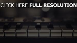 klavier musikinstrument musik tasten