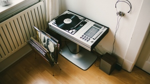 plattenspieler kopfhörer vinyl schallplatten