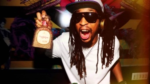 rapper lil jon party gangster dreadlocks