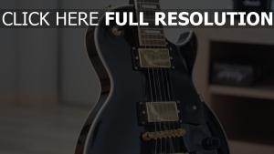 musikinstrument griffbrett saiten gitarre