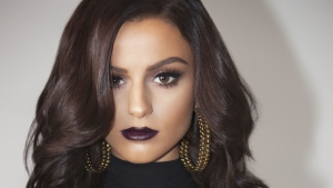 brünette make-up cher lloyd sänger