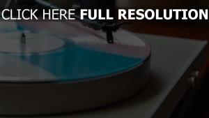 vinyl schallplatte plattenspieler