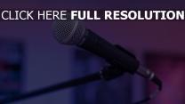 mikrofon musik shure sm58