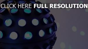 licht led disco-kugel