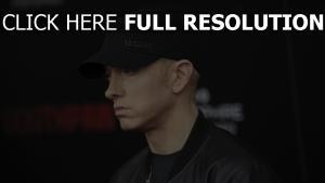 rapper sänger mütze eminem