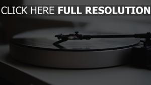 plattenspieler schallplatte vinyl