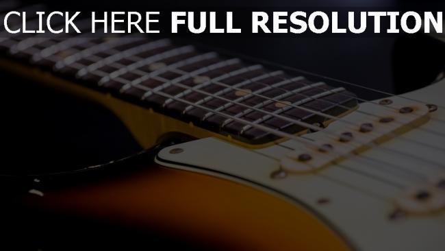 hd hintergrundbilder saiten gitarre hals