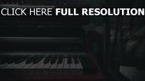 synthesizer musikinstrumente klavier