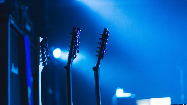 hd hintergrundbilder hals gitarre musik