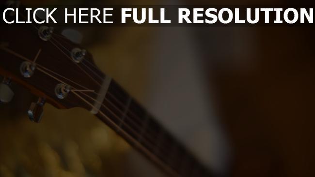 hd hintergrundbilder gitarre saiten hals